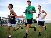 Saint Edwards Cross Country