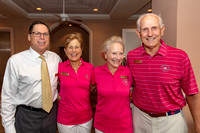 USGA Sr Womens Golf Reception 10/06/2018