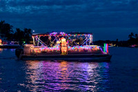 The Moorings Tree Lighting & Boat Parade 12/14/2018