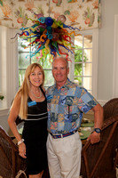 Amy Patterson and Don Reeser