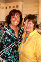 Laura Steward and Debbie Macomber