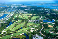 John's Island West Golf Course Aerials