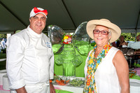 Chef Joe Faire and Jan Donlan